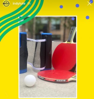 We're delighted to be partnering with @indytute again providing #tabletennis home kits + online zoom call coaching🏓🏓🏓🏓 Still deciding what to get your #dad for Father's Day? Why not check out all the special experiences and home kits at @indytute 💪  #tabletennishomekit #tabletennis #tabletenniscoaching #pingpong #pingpongathome #indytute