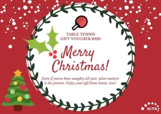 Please note: Christmas is canceled. Apparently, you told Santa you have been good this year … he died laughing. 🎄🎅🎄🎅   This holiday season, let's make it a point to cherish what's truly important in our lives:#tabletennis  We are happy to introduce our #christmasgiftsvoucher to all of you. This may be the perfect gift for a table tennis lover.   For more info please #DM us   HOOHOOHOO  #tabletenniscoaching #christmas #tabletennisforchristmas #pingpong #coaching #london #christmasinlondon🇬🇧