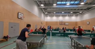 🏓🏓🏓 We are really pleased to seeing more players joining our Tuesday evening training session at Hillingdon Table Tennis Club. 🏓🏓🏓   Join us today 💪 and let us to be part of your table tennis journey!🏓🏓🏓   24+ players 12 tables 3 coaches and working towards your table tennis goals   #tabletennis #tabletennistraining#tabletenniscoach #tabletenniscoaching #tabletennissessions #HTTCtraining #ttcoach #ttcoaching #tuesday #trainingtime #tabletennistable